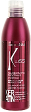 Düfte, Parfümerie und Kosmetik Glättendes Anti-Frizz Shampoo für glänzendes Haar mit Keratin - Farmavita K.Liss Restructuring Smoothing Keratin Shampoo