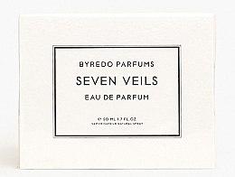 Düfte, Parfümerie und Kosmetik Byredo Seven Veils - Eau de Parfum
