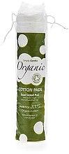 Düfte, Parfümerie und Kosmetik Kosmetische Bio-Wattepads - Simply Gentle Organic Cotton Pads