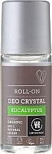 Düfte, Parfümerie und Kosmetik Deo Roll-on - Urtekram Eucalyptus Deo Crystal Roll-On
