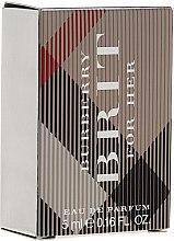Düfte, Parfümerie und Kosmetik Burberry Brit For Her - Eau de Parfum (Mini)