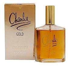 Düfte, Parfümerie und Kosmetik Revlon Charlie Gold - Körperspray mit orientalisch blumiger Duft