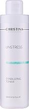 Düfte, Parfümerie und Kosmetik Stabilisierendes Gesichtswasser pH 4,0-4,5 - Christina Unstress Stabilizing Toner