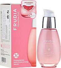 Düfte, Parfümerie und Kosmetik Feuchtigkeitsspendendes und pflegendes Gesichtsserum mit Granatapfelöl - Frudia Nutri-Moisturizing Pomegranate Serum