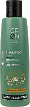 Düfte, Parfümerie und Kosmetik Shampoo für mehr Glanz mit Ringelblume und Hanf - GRN Essential Elements Brillance Calendula & Hemp Shampoo