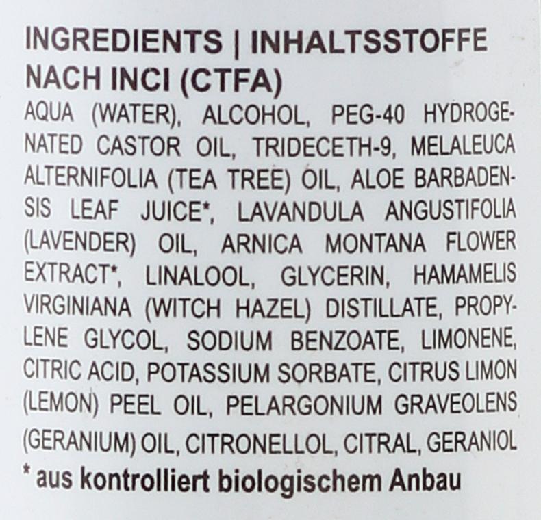 Gesichtswasser mit Teebaumöl - Styx Naturcosmetic Tee Tree Tonic — Bild N3