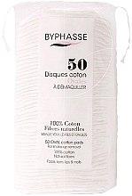 Düfte, Parfümerie und Kosmetik Wattepads zum Abschminken 50 St. - Byphasse Cotton