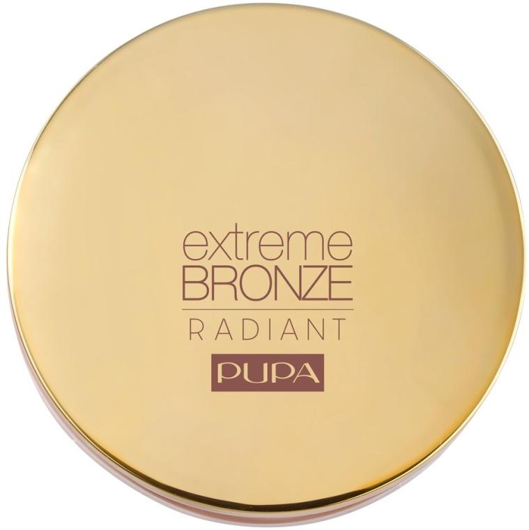 Bronzepuder für einen strahlenden Teint - Pupa Extreme Bronze Radiant Powder