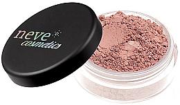 Düfte, Parfümerie und Kosmetik Loses Mineralpuder-Make-up - Neve Cosmetics Blush
