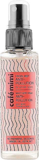 Anti-Pollution Gesichtsnebel für alle Hauttypen - Cafe Mimi Facial Mist