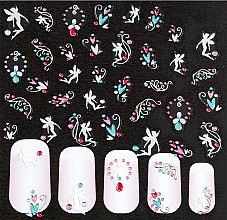 Düfte, Parfümerie und Kosmetik Dekorative Nagelsticker - Peggy Sage Decorative Nail Stickers Nail Art (1St.)