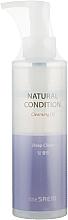Düfte, Parfümerie und Kosmetik Tiefenreinigendes hydrophiles Gesichtsöl - The Saem Natural Condition Cleansing Oil Deep Clean