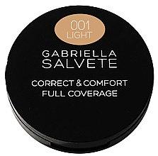 Düfte, Parfümerie und Kosmetik Gesichts-Concealer - Gabriella Salvete Correct & Comfort Full Coverage
