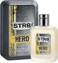 Düfte, Parfümerie und Kosmetik STR8 Hero - Eau de Toilette (Tester ohne Deckel)