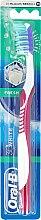 """Düfte, Parfümerie und Kosmetik Zahnbürste mittel """"3D White"""" rot - Oral-B 3D White Fresh"""