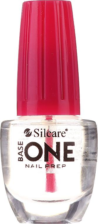 Nagelunterlack - Silcare Base One Nail Prep