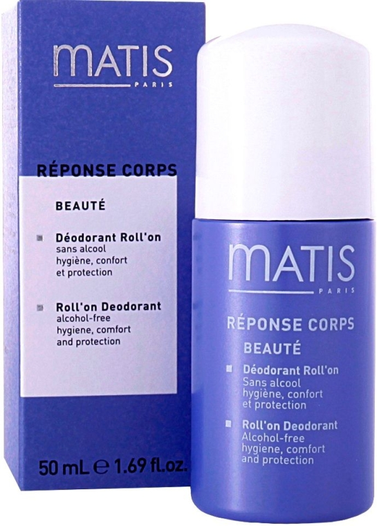 Roll-on Deodorant - Matis Reponse Corps Roll`on Deo — Bild N2