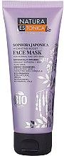 Düfte, Parfümerie und Kosmetik Feuchtigkeitsspendende Gesichtsmaske mit japanischem Schnurbaum-Extrakt - Natura Estonica Sophora Japonica Face Mask