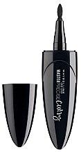 Düfte, Parfümerie und Kosmetik Eyeliner - Maybelline Master Precise Curvy Eyeliner