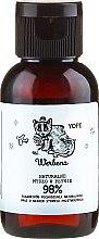 Düfte, Parfümerie und Kosmetik Natürliche Flüssigseife - Yope Verbena Natural Liquid Soap (Mini)