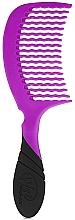 Düfte, Parfümerie und Kosmetik Haarkamm violett - Wet Brush Pro Detangling Comb Purple