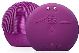 Düfte, Parfümerie und Kosmetik Reinigende Smart-Massagebürste für das Gesicht Purple - Foreo Luna Fofo Smart Facial Cleansing Brush Purple