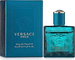 Düfte, Parfümerie und Kosmetik Versace Eros - Eau de Toilette (Mini)