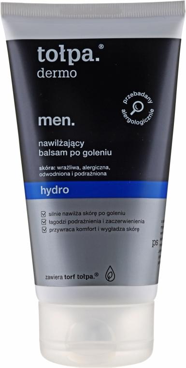 Feuchtigkeitsspendender After Shave Balsam - Tolpa Dermo Men After Shave Balm — Bild N2