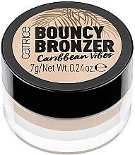 Düfte, Parfümerie und Kosmetik Bronzer mit Gel-Textur für einen sonnengeküssten Teint - Catrice Bouncy Bronzer Caribbean Vibes