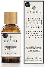 Düfte, Parfümerie und Kosmetik Extra pflegendes Gesichtsöl Antialterung - Avant Advanced Bio Restorative Superfood Facial Oil