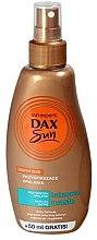 Düfte, Parfümerie und Kosmetik Bräunungsbeschleuniger-Spray mit Kakaobutter und Kokosnussöl für den Körper - Dax Sun