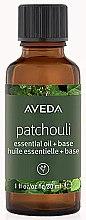 Düfte, Parfümerie und Kosmetik Ätherisches duftendes Patschuliöl - Aveda Essential Oil + Base Patchouli