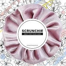 Düfte, Parfümerie und Kosmetik Haargummi Velour Classic puderrosa - MakeUp Hair Accessories