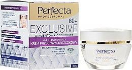 Düfte, Parfümerie und Kosmetik Regenerierende Anti-Falten Gesichtscreme 80+ - Perfecta Exclusive Face Cream 80+