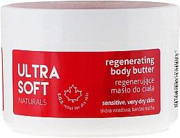 Düfte, Parfümerie und Kosmetik Regenerierende Körperbutter für sehr trockene und empfindliche Haut - Tolpa Ultra Soft Naturals Regenerating Body Butter