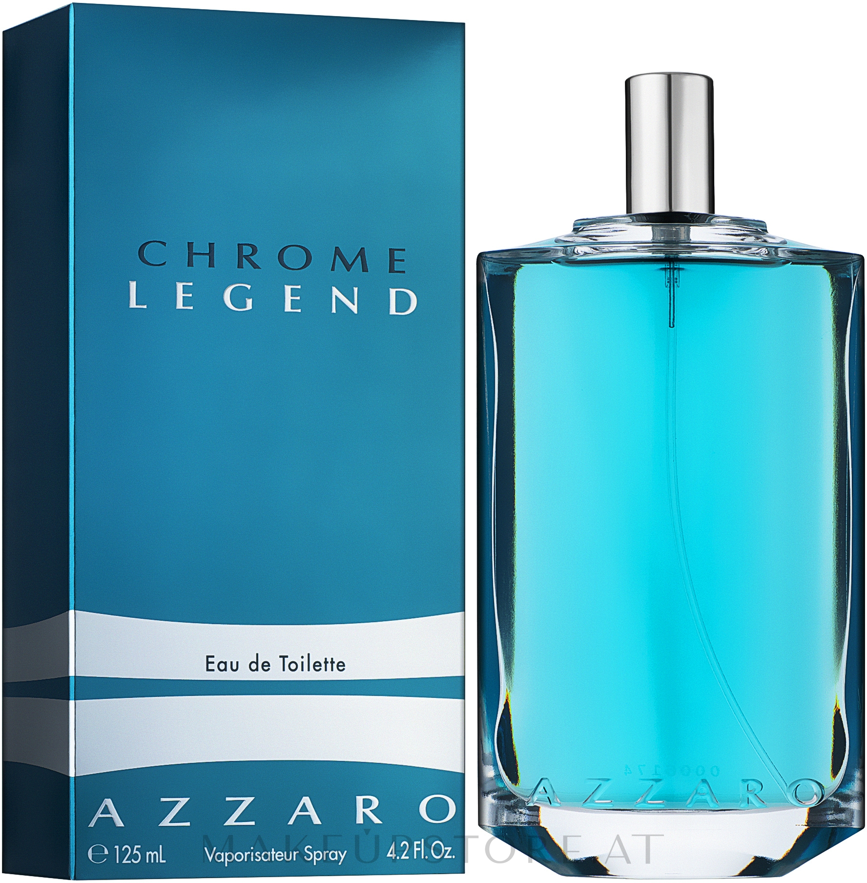 Azzaro Chrome Legend - Eau de Toilette  — Bild 75 ml