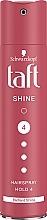 """Düfte, Parfümerie und Kosmetik Haarlack """"Shine"""" Ultra starker Halt - Schwarzkopf Taft Shine Hair Lacquer"""