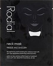 Düfte, Parfümerie und Kosmetik Halsmaske mit Weizenpeptiden - Rodial Neck Masks Individual Sachets
