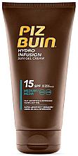 Düfte, Parfümerie und Kosmetik Feuchtigkeitsspendende Sonnenschutzgel-Creme für den Körper SPF 15 - Piz Buin Hydro Infusion Sun Gel Cream SPF15