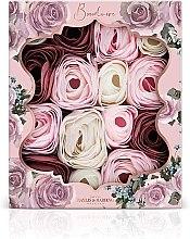 "Düfte, Parfümerie und Kosmetik Seifen-Blüten-Set ""Samtige Rose & Kaschmir"" 15 St. - Baylis & Harding Boudoire Velvet Rose & Cashmere Soap Petal Set"