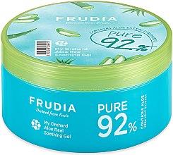 Düfte, Parfümerie und Kosmetik Mildes Beruhigungsgel mit Aloe für Gesicht und Körper - Frudia My Orchard Aloe Real Soothing Gel