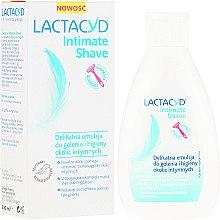 Düfte, Parfümerie und Kosmetik Sanfte Rasierlotion für die Intimzone mit Sheabutter und Mandelöl - Lactacyd Intimate Shave
