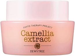 Düfte, Parfümerie und Kosmetik Gesichtscreme mit Kamelienextrakt - Dewytree Phyto Therapy Camellia Extract Cream
