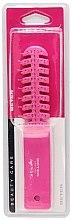 Düfte, Parfümerie und Kosmetik Massage-Haarbürste mit abgerundeten Noppen rosa 17,5 cm - Beter Beauty Care