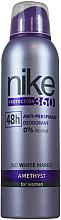 Düfte, Parfümerie und Kosmetik Deospray Antitranspirant - Nike Woman Amethyst Deodorant Spray