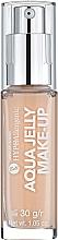 Düfte, Parfümerie und Kosmetik Hypoallergene mattierende Gel-Foundation - Bell Hypoallergenic Aqua Jelly Make-Up