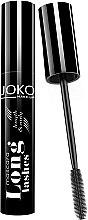 Düfte, Parfümerie und Kosmetik Wimperntusche für mehr Länge und Schwung - Joko Long Lashes Length&Curly Mascara