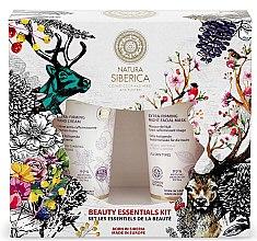 Düfte, Parfümerie und Kosmetik Körperpflegeset - Natura Siberica Natural & Organic Beauty Essentials Kit 1 (Handcreme 75ml+Gesichtsmaske 75ml)