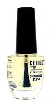 Düfte, Parfümerie und Kosmetik Vitalisierendes Olivenöl für die Nägel Sparkling blush - Chiodo PRO