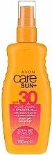 Düfte, Parfümerie und Kosmetik Feuchtigkeitsspendendes Sonnenschutzspray SPF 30 - Avon Care Sun+